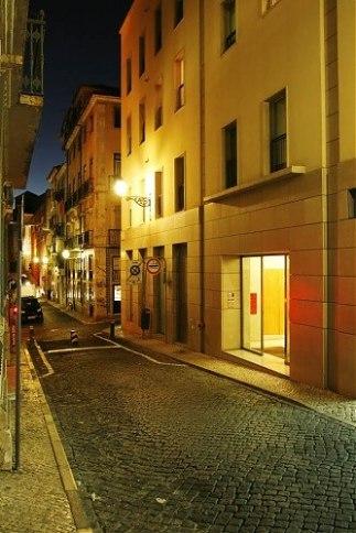 Bairro Alto, by night