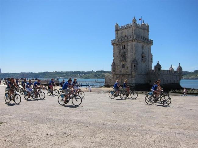 Bike Rentals in Lisbon