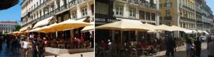 Café Benard, in Lisbon