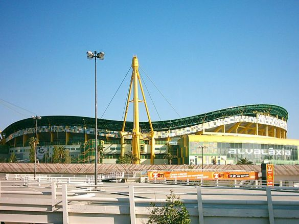 Estádio Alvalade XXI, Lisbon