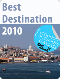 Euro Consumers Choose Lisbon for Best Destination 2010