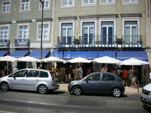 Fábrica dos Pastéis de Belém, in Lisbon