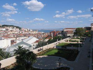 Miradouro São Pedro de Alcântara, Lisbon
