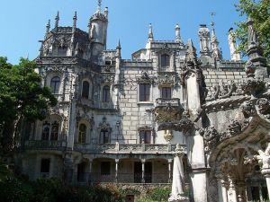 Quinta da Regaleira Palace, Sintra