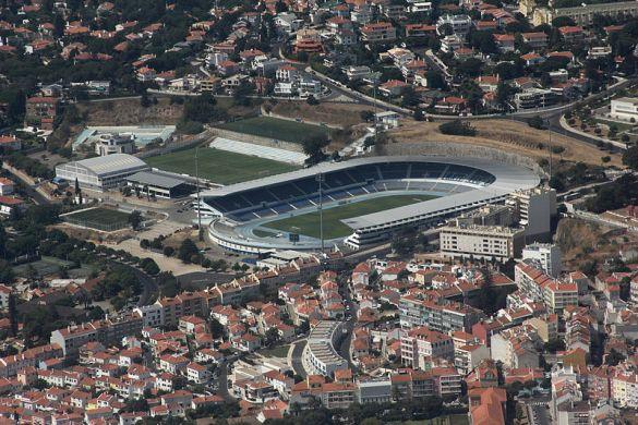 Restelo Stadium, Lisbon