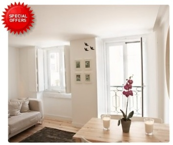 Special Offers in Lisbon Apartments