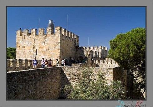 St. George's Castle (Castelo de São Jorge)