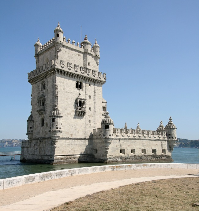 Belém Tower, in Lisbon